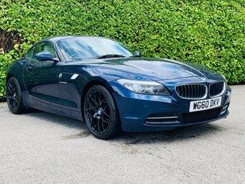 2011 BMW Z4 2.5 Z4 SDRIVE23I ROADSTER 2d 201 BHP £8990.00