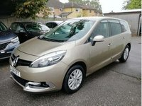 2014 RENAULT GRAND SCENIC 1.5 DYNAMIQUE TOMTOM ENERGY DCI S/S 5d 110 BHP £8490.00