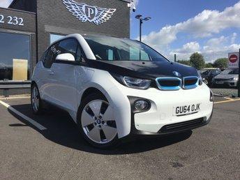 2014 BMW I3 0.6 I3 RANGE EXTENDER 5d 168 BHP £15255.00