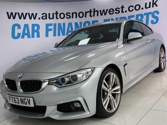 2013 BMW 4 SERIES 2.0 420D M SPORT 2d AUTO 181 BHP £12000.00