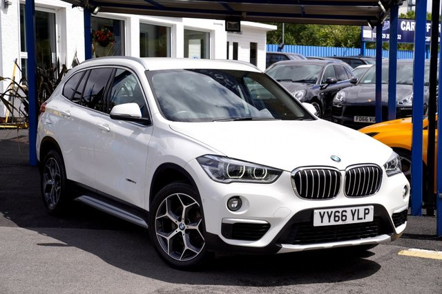 2016 66 BMW X1 2.0 SDRIVE18D XLINE 5d 148 BHP