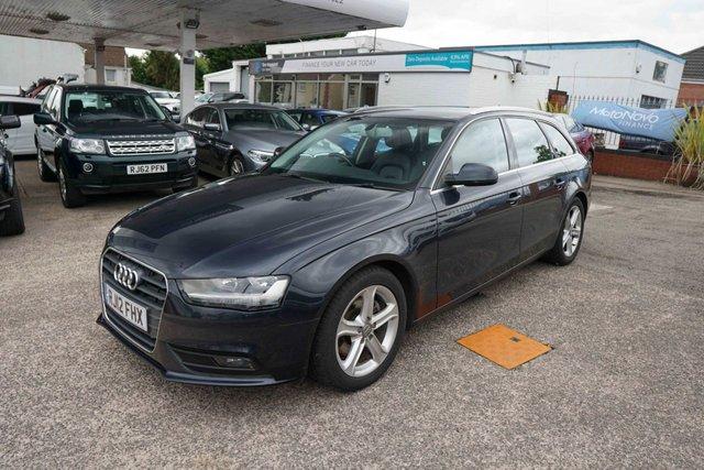 AUDI A4 at Tim Hayward Car Sales
