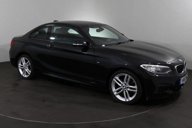 2017 17 BMW 2 SERIES 1.5 218I M SPORT 2d 134 BHP ULEZ EXEMPT