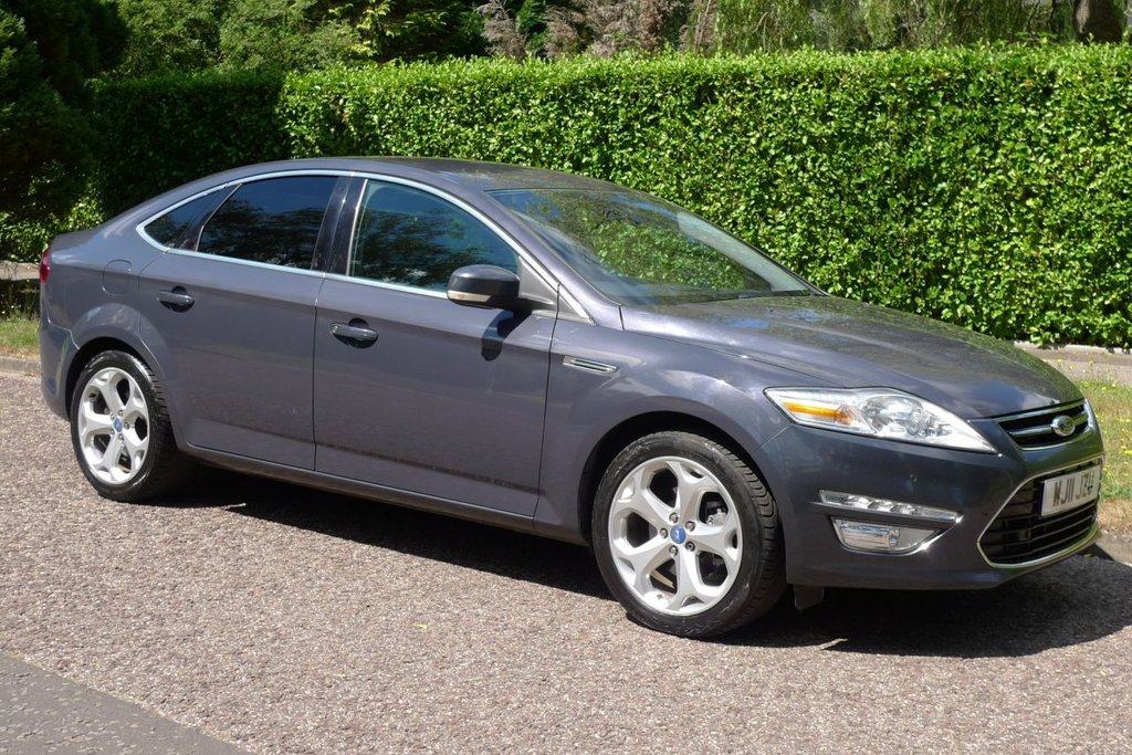 USED 2011 11 FORD MONDEO 2.0 TITANIUM X TDCI 5d 161 BHP HIGH SPEC..WITH FULL HISTORY