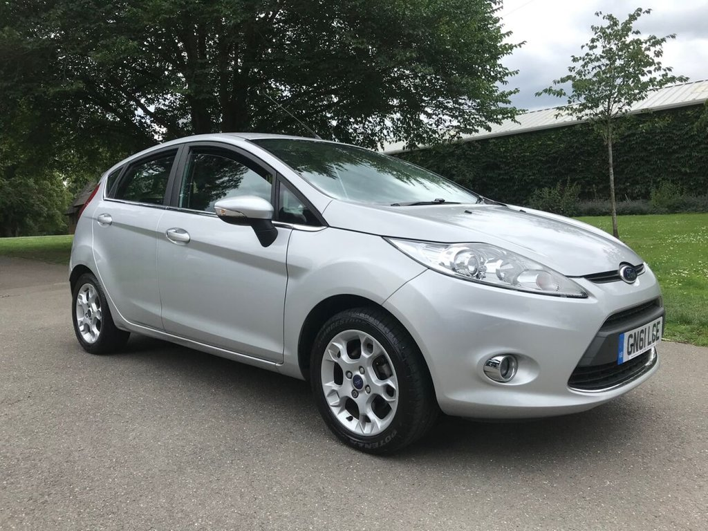 USED 2011 61 FORD FIESTA 1.25 ZETEC 5d 81 BHP Rare Opportunity To Buy Such a Low Mileage Fiesta In Absolutely Fantastic Condition With A Full Main Agent Service Record.