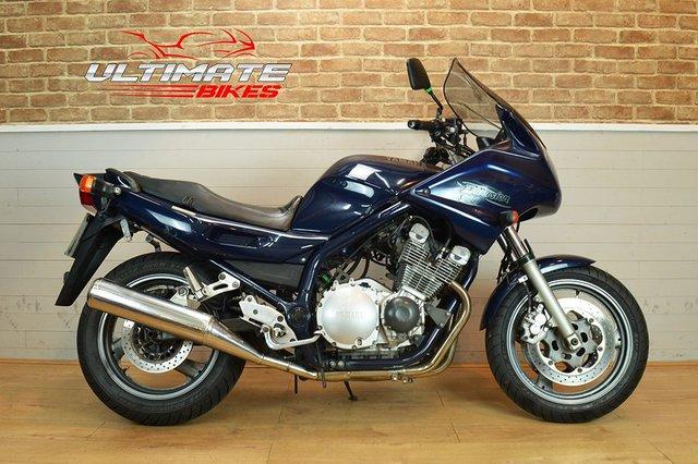 USED 1999 T YAMAHA XJ900 DIVERSION S