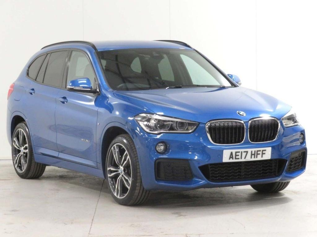 USED 2017 17 BMW X1 2.0 25d M Sport Auto xDrive (s/s) 5dr **£6,335 EXTRAS**HOME-DELIVERY