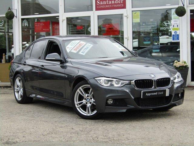 2016 16 BMW 3 SERIES 320D M SPORT AUTO