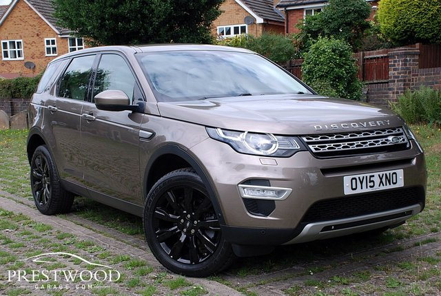 2015 15 LAND ROVER DISCOVERY SPORT 2.2 SD4 HSE LUXURY [190 BHP] 7 SEATER