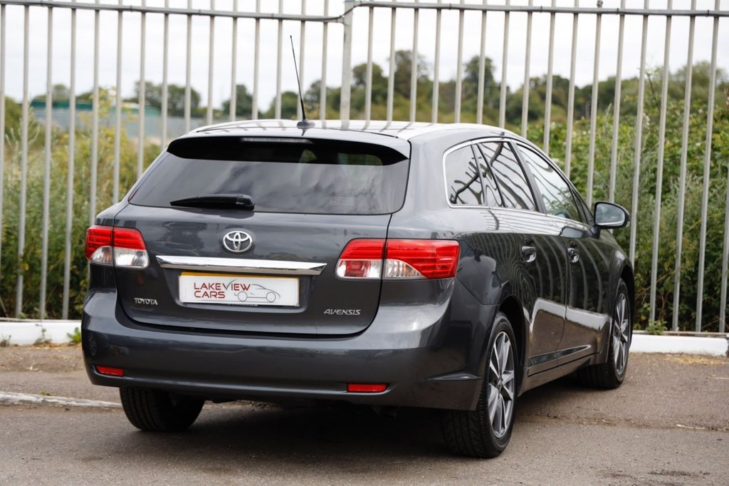 USED 2015 15 TOYOTA AVENSIS 2.0 D-4D ICON BUSINESS EDITION 5d 124 BHP