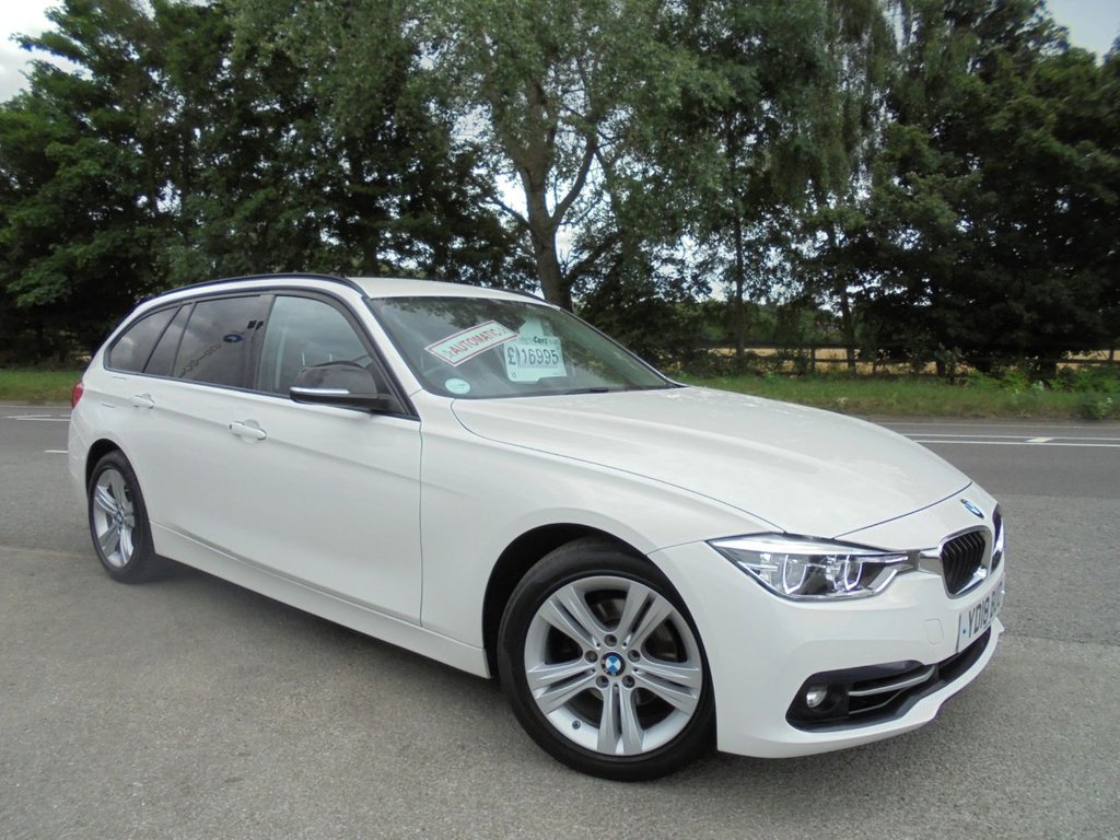 USED 2018 18 BMW 3 SERIES 1.5 318I SPORT TOURING 5d 135 BHP