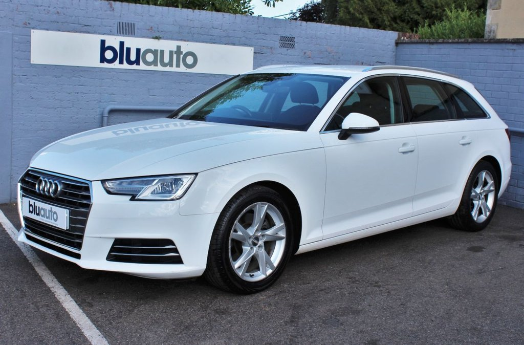 USED 2016 16 AUDI A4 2.0 AVANT TDI ULTRA SPORT 5d 148 BHP Huge Specification, Low Running Costs, Immaculate Condition