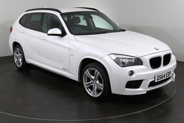 2014 64 BMW X1 2.0 XDRIVE20D M SPORT 5d 181 BHP