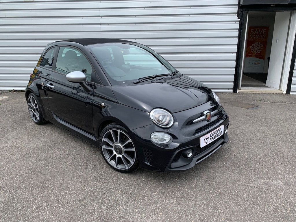 USED 2018 18 ABARTH 595C 1.4 595C TURISMO 3d 162 BHP £1725 in Optional Extras!!