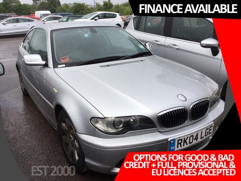 USED 2004 04 BMW 3 SERIES 2.2 320CI SE 2d 168 BHP * LEATHER SEATS * CLIMATE CONTROL * ALLOY WHEELS *
