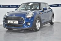 USED 2017 17 MINI HATCH COOPER 1.5 COOPER D 5d 115 BHP (1 OWNER - ZERO TAX - BLUETOOTH)