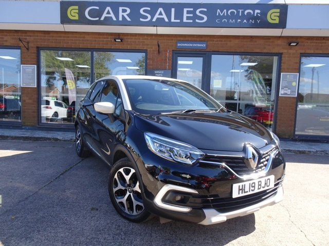 USED 2019 19 RENAULT CAPTUR 1.5 GT LINE DCI 5d 89 BHP ONE OWNER FROM NEW, SAT NAV, FULL HEATED LEATHER, REMAINING RENAULT MANUFACTURERS WARRANTY, HPI CLEAR, 2 REMOTE KEYS