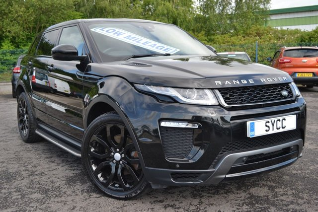 USED 2017 67 LAND ROVER RANGE ROVER EVOQUE 2.0 TD4 HSE DYNAMIC 5d 177 BHP~ 20
