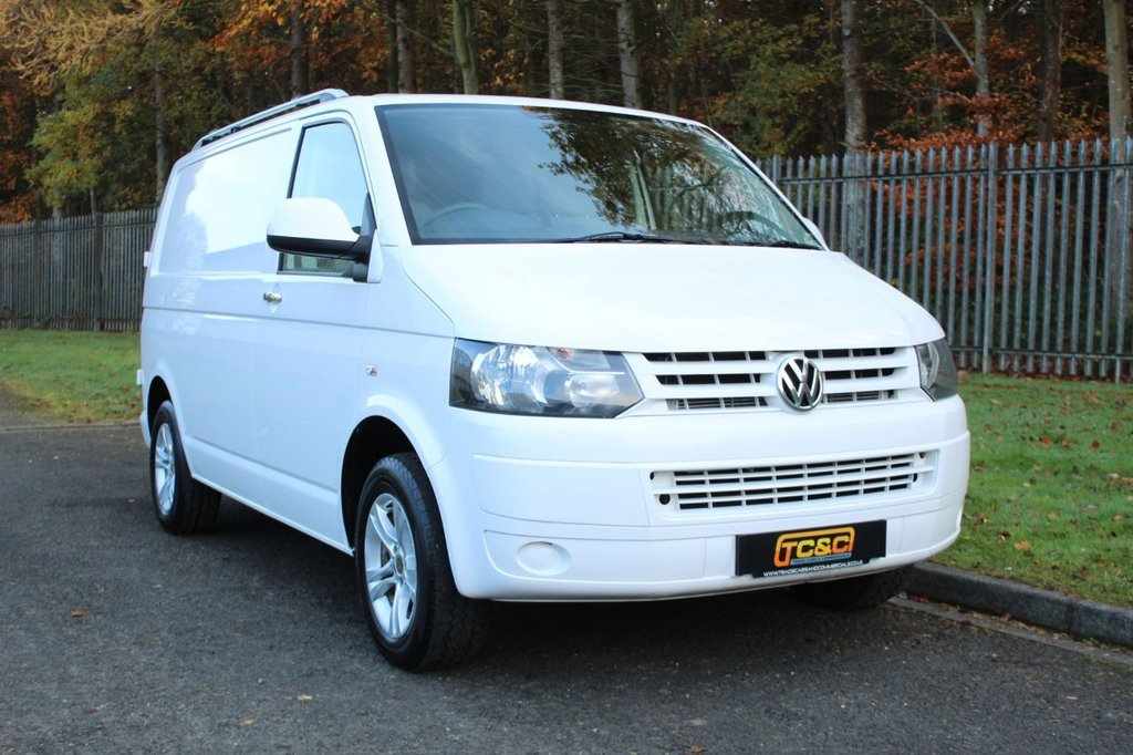 USED 2012 62 VOLKSWAGEN TRANSPORTER 2.0 T28 TDI 102 BHP A CLEAN TRANSPORTER WITH COLOUR CODED BODY WORK AND NO VAT TO BE ADDED!!!