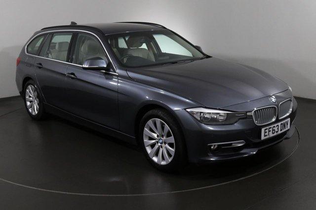 2014 63 BMW 3 SERIES 2.0 320I MODERN TOURING 5d 181 BHP ULEZ EXEMPT