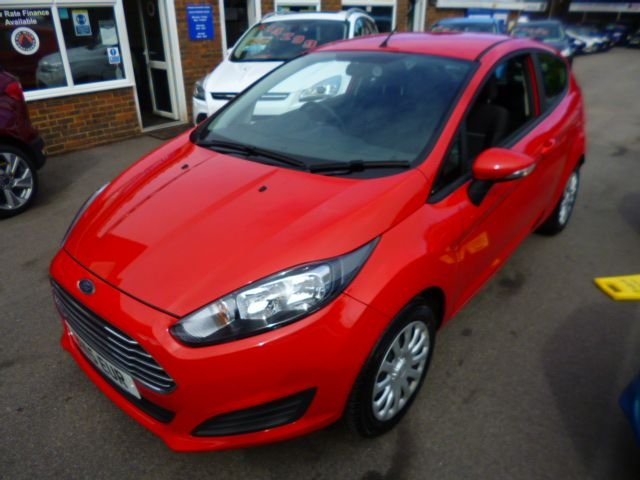 2015 15 FORD FIESTA 1.25 STYLE 3dr
