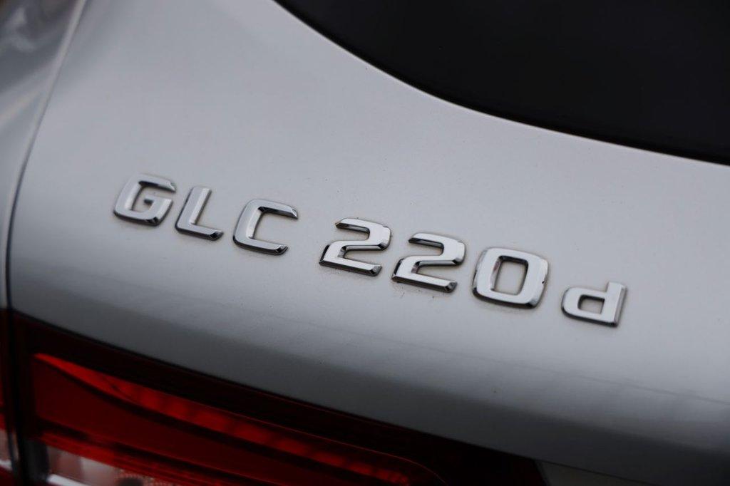 USED 2016 65 MERCEDES-BENZ GLC-CLASS 2.1 GLC 220 D 4MATIC AMG LINE PREMIUM PLUS 5d 168 BHP