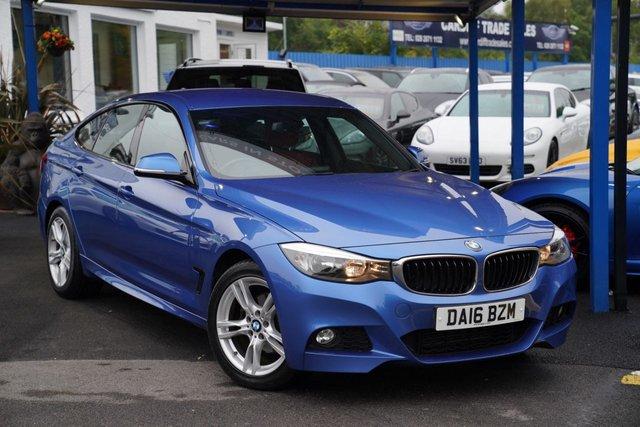 2016 16 BMW 3 SERIES 2.0 320D XDRIVE M SPORT GRAN TURISMO 5d 188 BHP