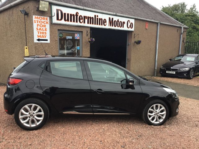 USED 2018 18 RENAULT CLIO 1.5 DYNAMIQUE NAV DCI 5d 89 BHP ++1 OWNER+VERY LOW MILEAGE++