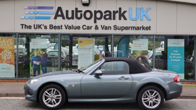 USED 2013 13 MAZDA MX-5 1.8 I SE 2d 125 BHP LOW DEPOSIT OR NO DEPOSIT FINANCE AVAILABLE . . USABILITY INSPECTED WITH WARRANTY + EXTENDED PERIOD WARRANTIES AVAILABLE .