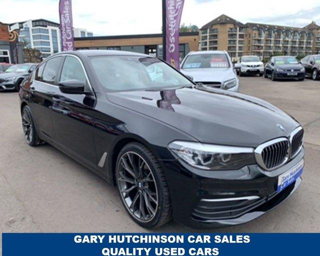 USED 2017 17 BMW 5 SERIES 2.0 530I SE 4d 248 BHP