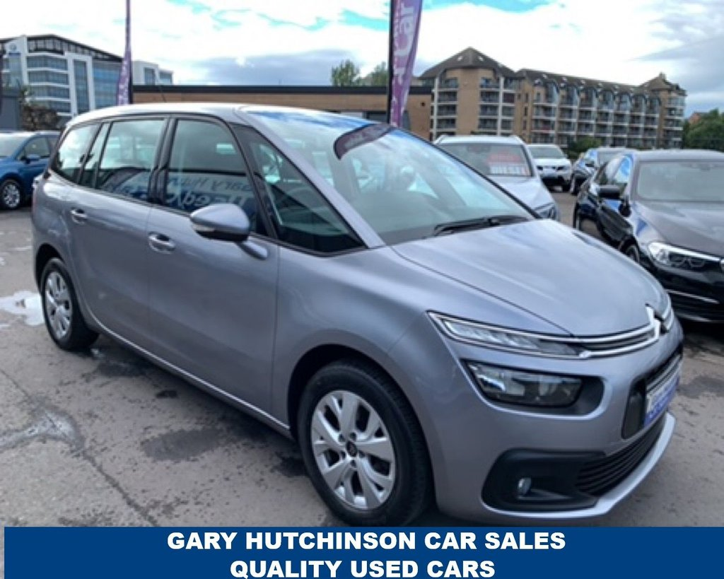 USED 2017 CITROEN C4 GRAND PICASSO 1.6 BLUEHDI TOUCH EDITION S/S 5d 98 BHP