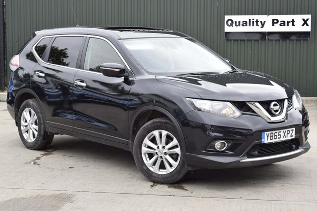 USED 2016 65 NISSAN X-TRAIL 1.6 dCi Acenta (s/s) 5dr CALL FOR NO CONTACT DELIVERY