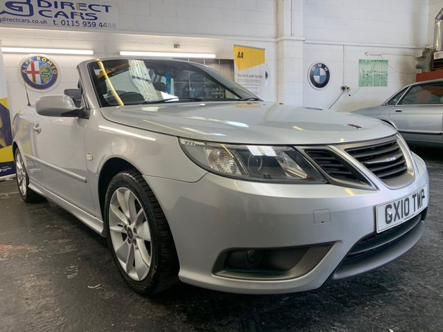 Used Saab Cars In Stapleford From Jg Direct Cars