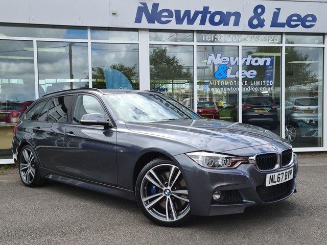 USED 2017 67 BMW 3 SERIES 3.0 335D XDRIVE M SPORT TOURING 5d 308 BHP