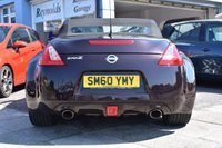 USED 2011 60 NISSAN 370Z 3.7 V6 GT CONVERTIBLE 328 BHP this car is a CAT - D insurance loss with Full Mileage History