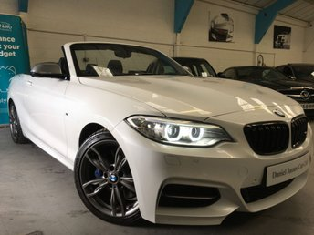 2015 BMW M2 3.0 M235I 2d 322 BHP £16990.00