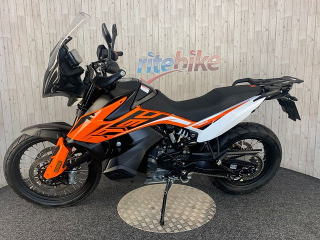 KTM 790 ADVENTURE at Rite Bike