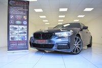 USED 2019 19 BMW 5 SERIES 520D M SPORT 4 DOOR