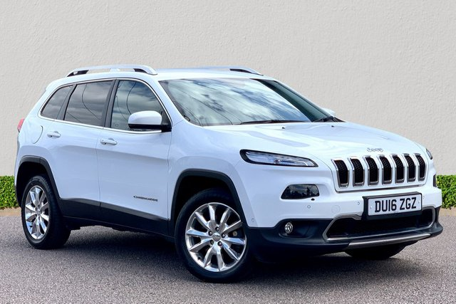 View our JEEP CHEROKEE