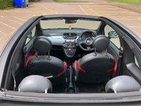 USED 2014 J FIAT 500 1.2 C S 3d 69 BHP