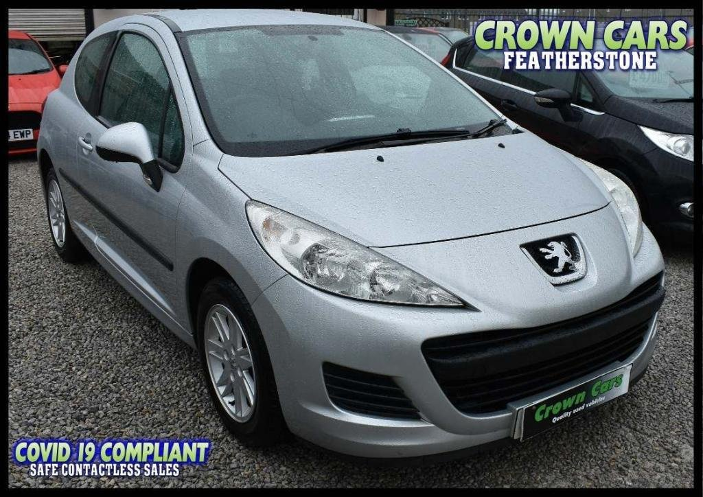 USED 2009 59 PEUGEOT 207 1.4 S 3dr (a/c) AMAZING LOW RATE FINANCE DEALS