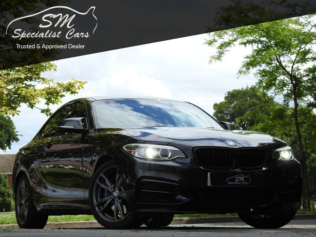 USED 2015 65 BMW 2 SERIES BMW 2 series M235i