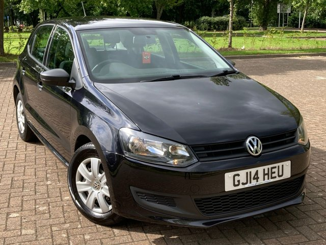 USED 2014 14 VOLKSWAGEN POLO 1.2 S A/C 5d 60 BHP