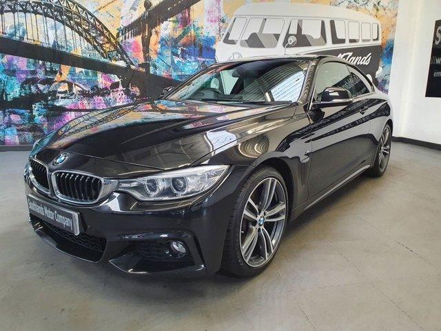 USED 2015 15 BMW 4 SERIES 2.0 428I M SPORT 2d 242 BHP