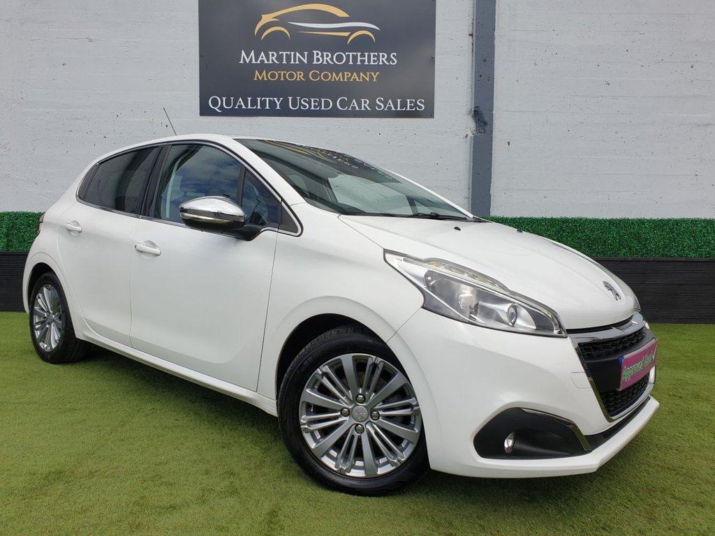 USED 2015 15 PEUGEOT 208 1.6 BLUE HDI S/S ALLURE 5d 100 BHP