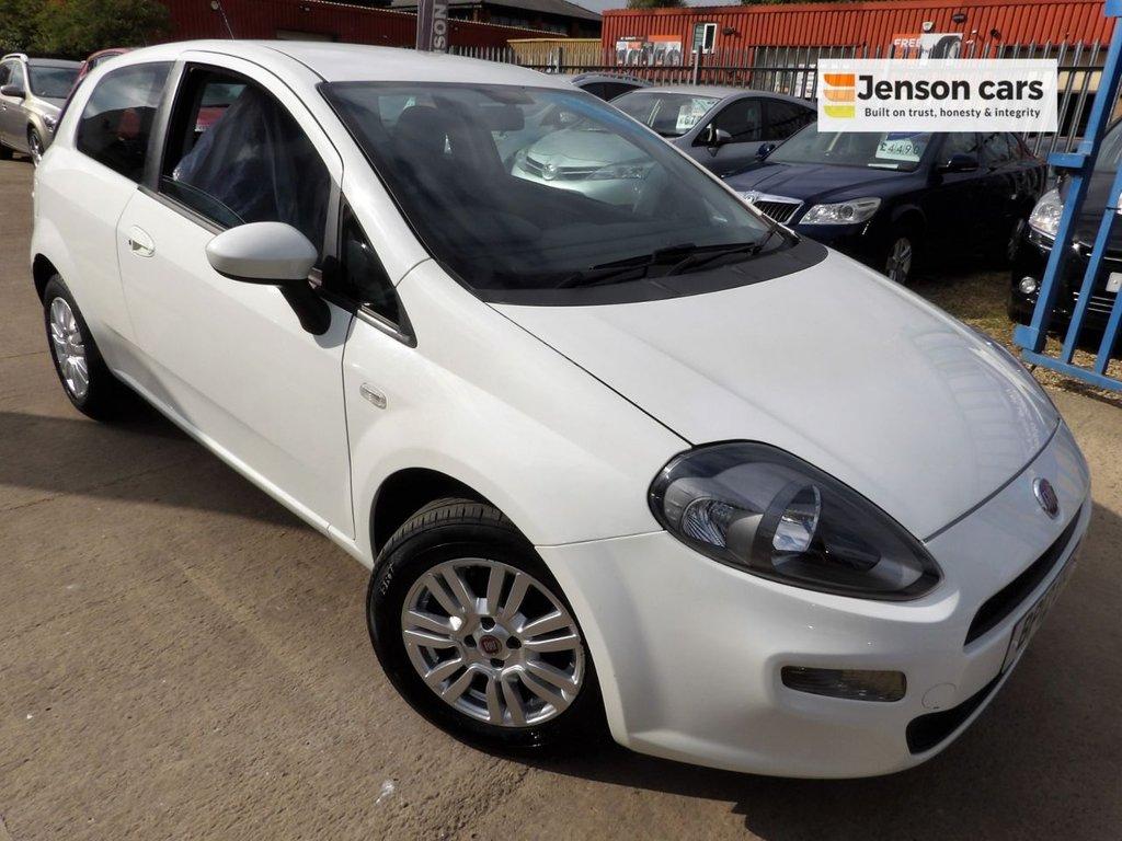 2012 Fiat Punto Easy 2 990