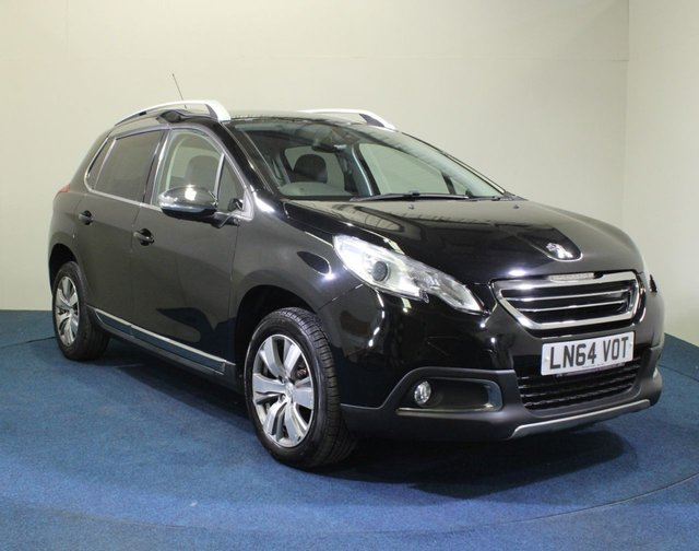 USED 2014 64 PEUGEOT 2008 1.2 ALLURE 5d 82 BHP HATCHBACK