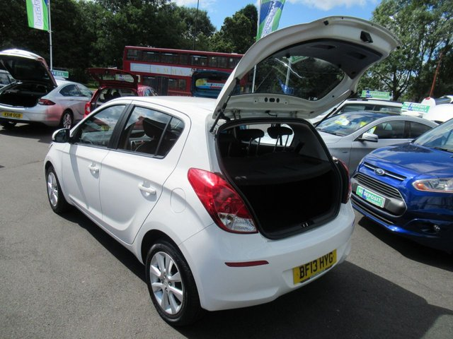 USED 2013 13 HYUNDAI I20 1.2 ACTIVE 5d 84 BHP ** JUST ARRIVED ** NO DEPOSIT DEALS **