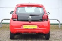 USED 2016 16 PEUGEOT 108 1.0 ACTIVE 3d 68 BHP DAB - BLUETOOTH - TOUCHSCREEN