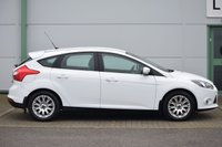 USED 2012 12 FORD FOCUS 1.6 TITANIUM 5d 124 BHP FSH - BLUETOOTH - DAB - BEAUTIFUL